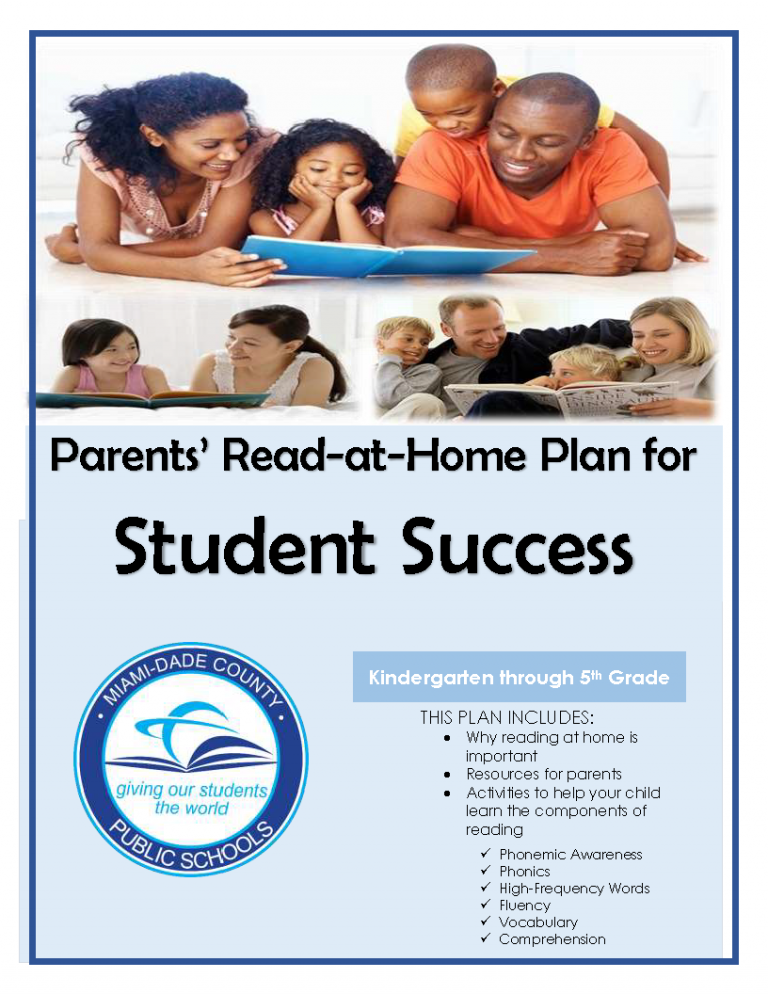 Read-at-Home Plan_English Page 1