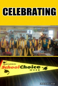 KLE National School of Choice Week